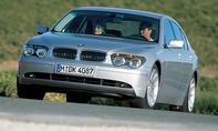 BMW 7er (745i/E65) Test
