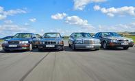 Audi V8/735i/Lexus LS/420 SE: Classic Cars