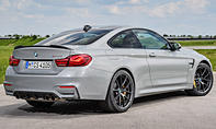 Neuer BMW M4 CS (2017)