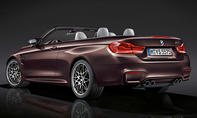 BMW M4 Cabrio Facelift (2017)