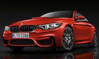 BMW M4 Coupé Facelift (2017)