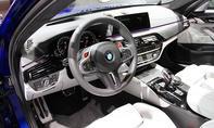 BMW M5 auf der IAA 2017