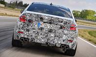 Neuer BMW M5 (2018)