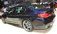 BMW M550i (2017)