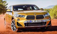 Detroit Auto Show 2018: BMW X2