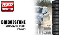 Platz 7: Bridgestone Turanza T001