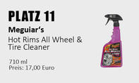 Meguiar´s Hot Rims All Wheel & Tire Cleaner