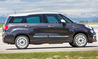 Fiat 500L Facelift (2017)