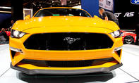 Ford Mustang Facelift (2017)