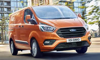 Ford Transit Custom (2017)