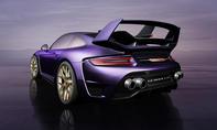 Gemballa Porsche 911 Avalanche