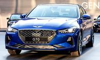 Genesis G70 (2019)