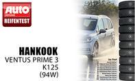 Platz 6: Hankook Ventus Prime 3 K125