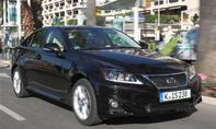 Lexus IS 200d: Die Mittelklasse-Limousine mit 2,2-Liter-Basisdiesel kostet ab 31.960 Euro