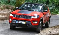 Neuer Jeep Compass Trailhawk (2017)