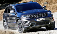 Jeep Grand Cherokee Trailhawk (2017)