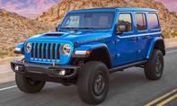 Jeep Wrangler V8 (2021)