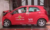 Kia Picanto im Crashtest