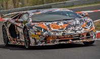 Lamborghini Aventador SV Jota (2018)