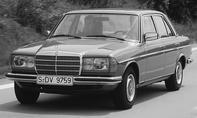 Mercedes Baureihe 123