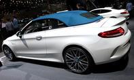 Mercedes-AMG C 63 S Cabrio Ocean Blue Edition
