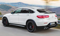 Mercedes-AMG GLC 63 Coupé (2017)