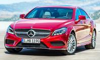 Mercedes CLS Facelift (2014)