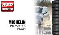 Platz 1: Michelin Primacy 3