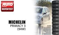 Platz 1: Michelin Primacy 3