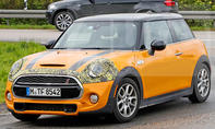 Mini Cooper S Facelift (2018)