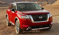 Nissan Pathfinder (2021)