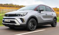Opel Crossland Facelift (2020)