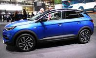 Opel Grandland X auf der IAA