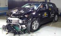 Opel Grandland X im Crashtest