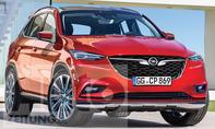 Opel SUV (2019)
