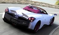 Pagani Huayra Roadster