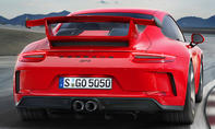 Porsche 911 GT3 (2017)
