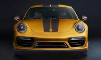 Porsche 911 Turbo S Exclusive (2017)