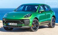 Porsche Macan Facelift (2022)