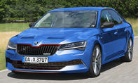 Skoda Superb RS (2020)
