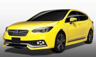 Subaru Impreza Future Sport