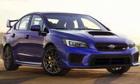 Subaru WRX STI Facelift