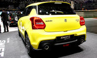 Suzuki Swift Sport (2017)