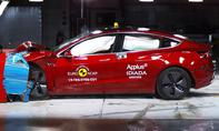 Tesla Model 3 (2018) im Euro NCAP Crashtest