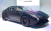 Toyota GR HV Concept