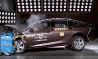 Opel Insignia (2017) Crashtest
