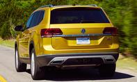 VW Atlas (2017)