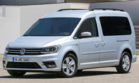 VW Caddy (2015)
