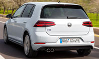 VW Golf GTE Facelift