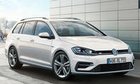 VW Golf 7 Variant Facelift